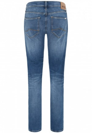 Джинсы мужские  Mustang Jeans Oregon Tapered 1008217-5000-784 *