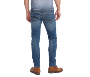 Джинсы мужские  Mustang Jeans Oregon Tapered  3116-5764-068 *